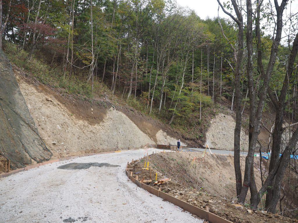 内山林業専用道